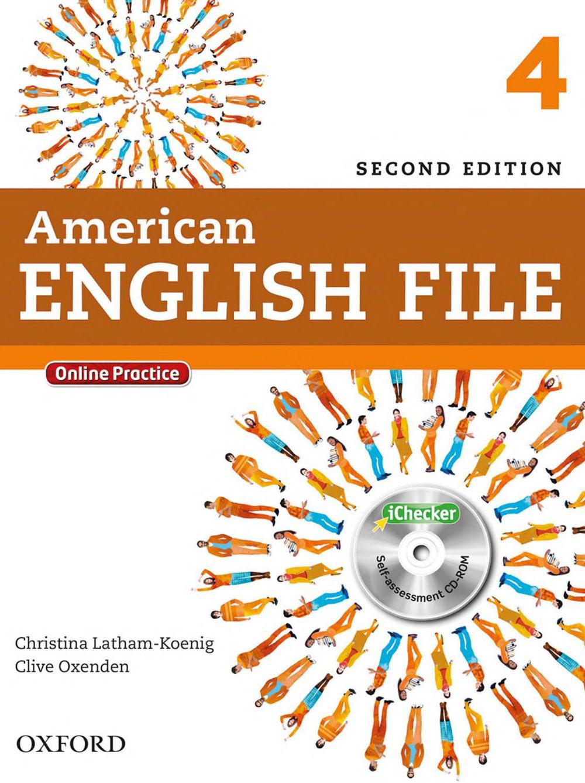 American English File 4.2