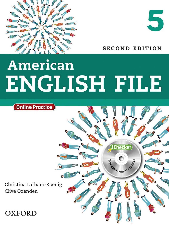 American English File 5.1