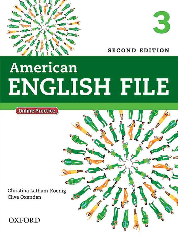 دوره American English File 3.2