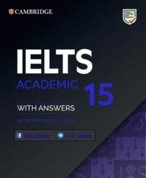 دانلود کتاب  Cambridge IELTS 15 Academic