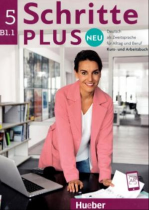 دانلود کتاب Schritte plus neu 5 B1.1